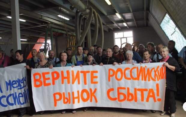 «Труба вражды». Как украинская власть нанесла сама себе ущерб