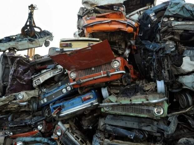 Программа утилизации автотранспорта может быть продлена в 2015 году