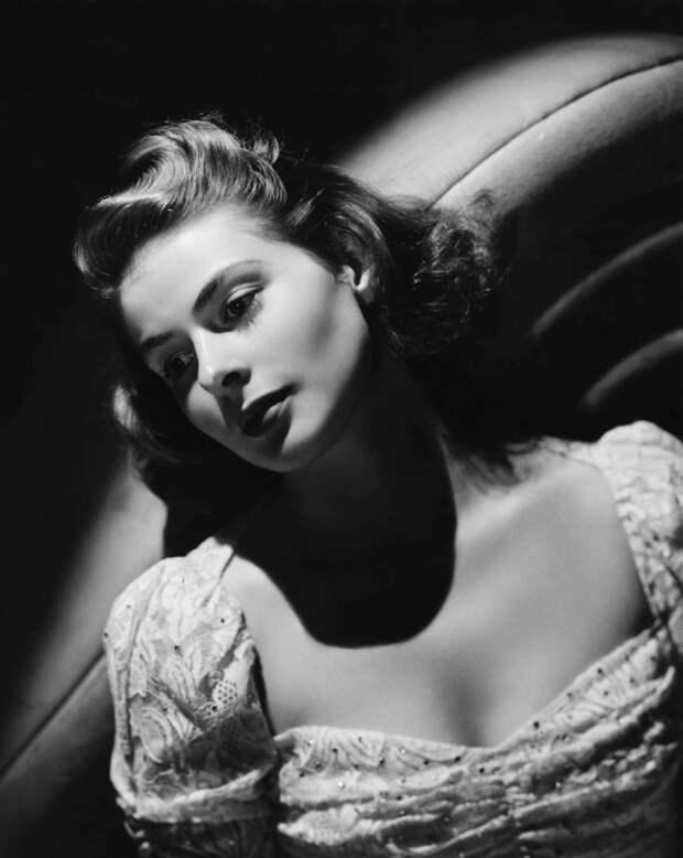 Ингрид Бергман (Ingrid Bergman) фото