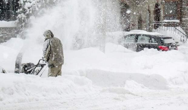 В Ростовской области ожидается экстремальный снегопад, как в 2014 году