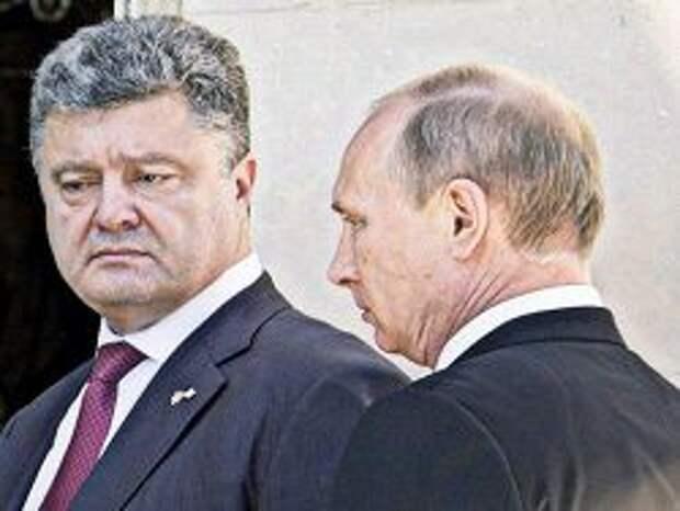 Новость на Newsland: Порошенко заявил о приближении к точке невозврата