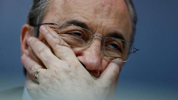 Глава Суперлиги Перес заявил о намерении вывести футбол на новый уровень