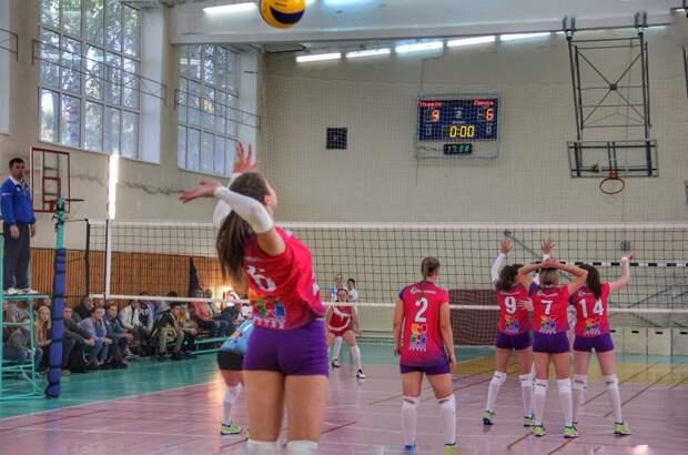 Ижевский «Италмас-ИжГТУ» стал фарм-клубом волейболисток из Суперлиги