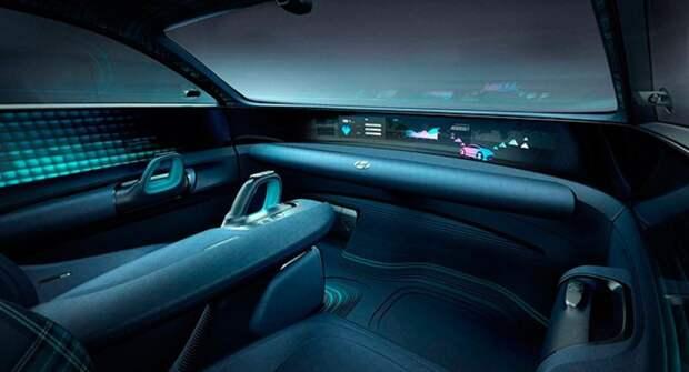 Hyundai выпустит электрокар Ioniq 6 в следующем году