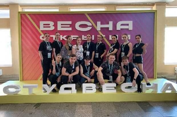 """Тамбовские студенты принимают участие в """"Российской студенческой весне"""""""