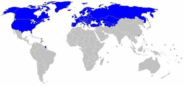 За пределами Альянса. Форматы сотрудничества НАТО с третьими странами