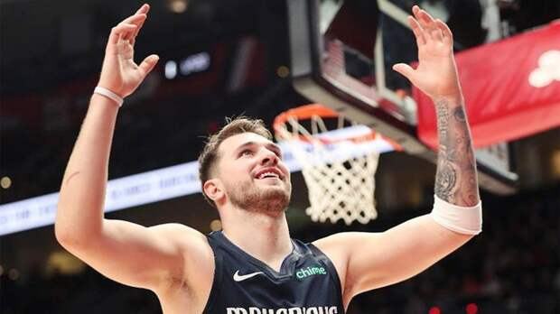 Дабл-дабл Дончича помог «Далласу» победить «Детройт»