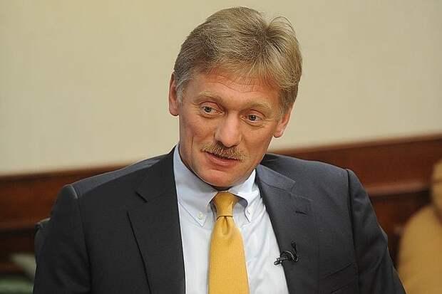 Кремль: Россия не планировала и не планирует поглощать ДНР и ЛНР