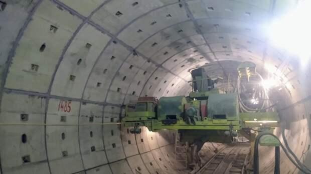Власти Москвы назвали сроки появления станции «Аминьевская» будущего МЦД-4
