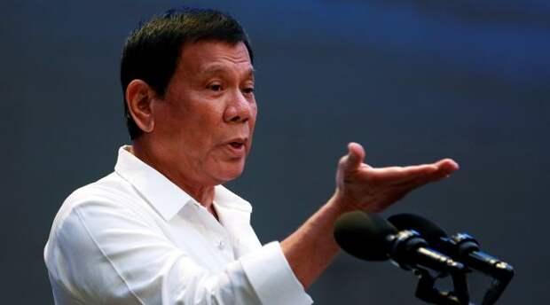 Президент Филиппин возмущен: США создают внашей стране свою военную базу