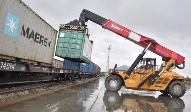 Эксперт выявил уОмской области большой потенциал для создания грузового хаба