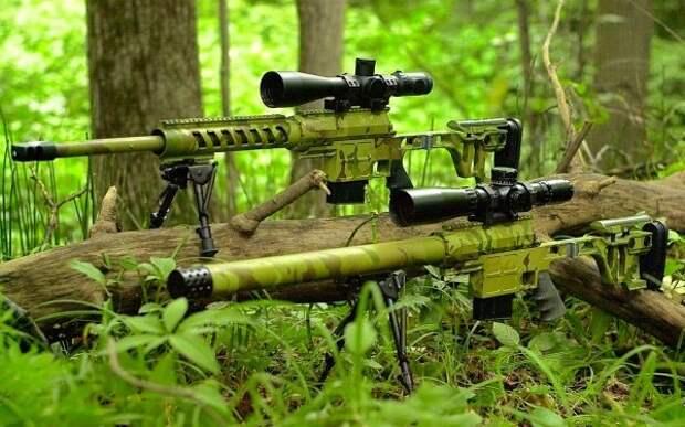 Чем марксманская винтовка отличается от снайперской