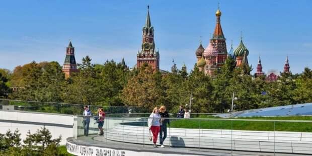 Заммэра Москвы Анастасия Ракова: мы создали философию искреннего сервиса