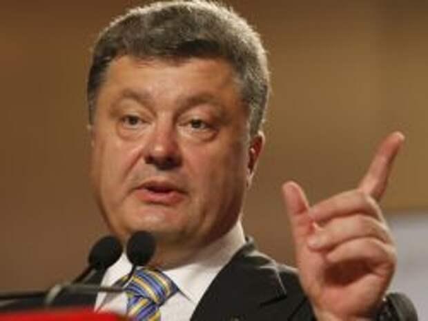 Порошенко предложил странам ТС восстановить Донбасс