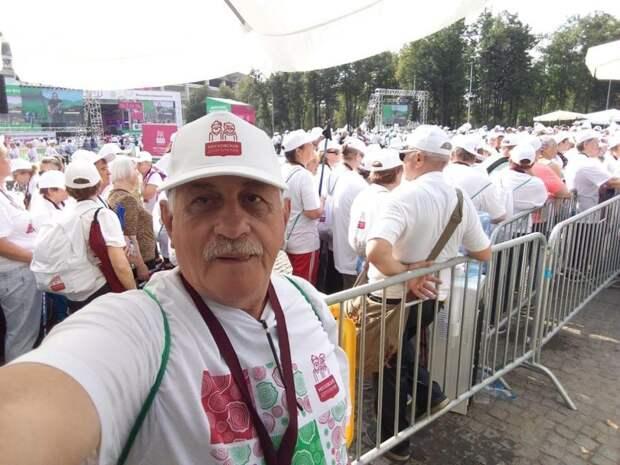 Пенсионер из Головинского занялся ивритом и волонтёрством