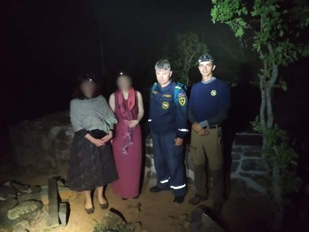 Будни «КРЫМ-СПАС»: две поисково-спасательных операции на горе Аю-Даг за одни сутки