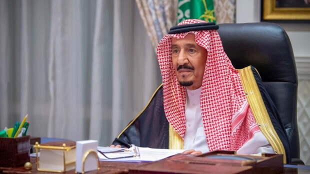Король Саудовской Аравии осудил действия Израиля в Иерусалиме