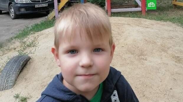 В Кургане 4-летний мальчик пропал во время прогулки