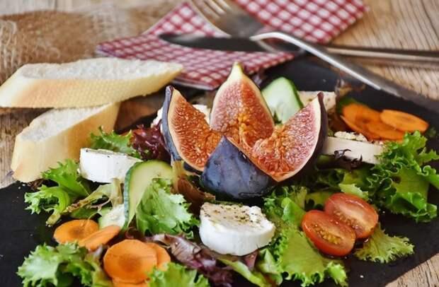В Минздраве назвали главные принципы правильного питания