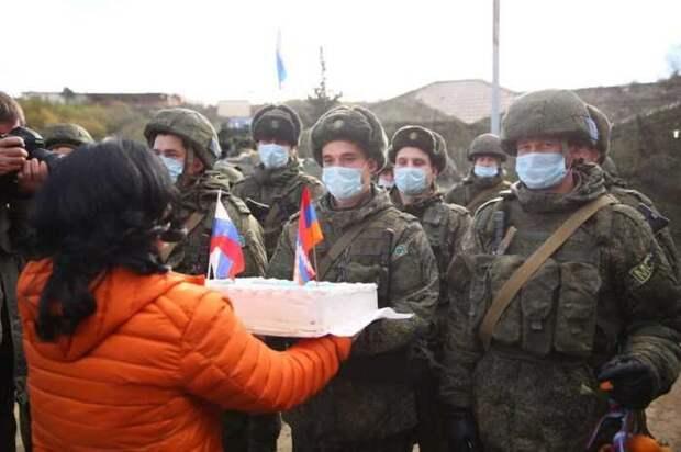 WSJ: роль России в обеспечении мира в Нагорном Карабахе вызывает горечь