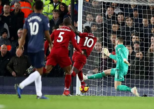 «Ливерпуль» и «Манчестер Юнайтед» сыграли вничью. Мерсисайдцы не смогли победить в четвертом матче подряд