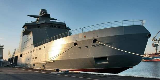 19FortyFive: ВС РФ будут сражаться за Арктику с помощью «испепеляющего» ледокола