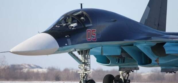 Sukhoi-Su-34