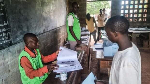 Промежуточные итоги доказали легитимность голосования за президента ЦАР