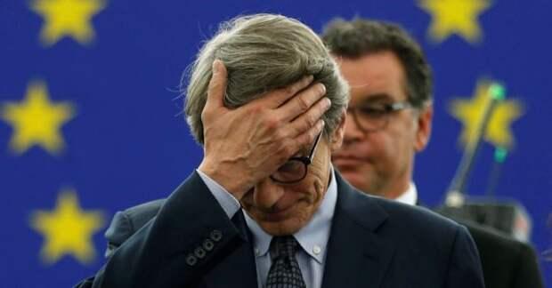 Моральное разложение Прибалтики привело к отказу России признавать Европарламент