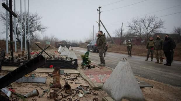 Трехчасовые переговоры по Донбассу закончились безрезультатно