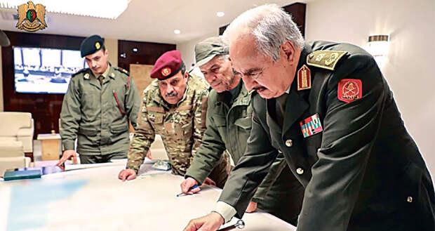 Штурм Триполи продолжается, итог предрешен
