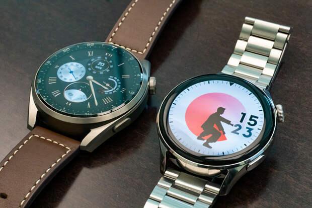 Первые умные часы с HarmonyOS 2.0 получили множество новых функций. Вышло первое обновление для Huawei Watch 3 и Watch 3 Pro
