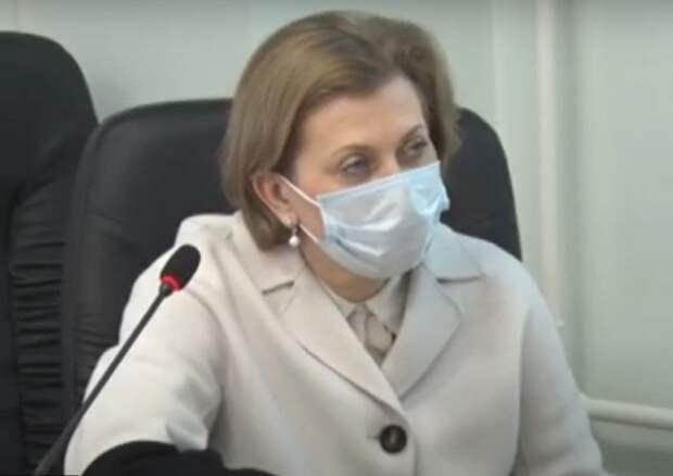 Роспотребнадзор: в России формируются свои штаммы коронавируса