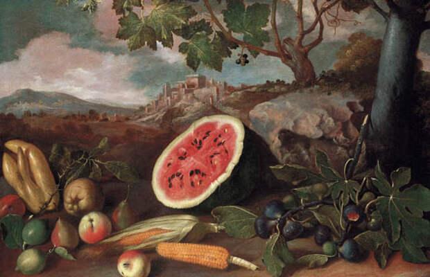 Фото №1 - Что ели наши предки: персики размером с черешню, фиолетовая морковь и пятисантиметровые арбузы