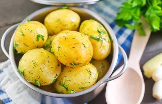 Способ, как сварить картошку в разы быстрее без привычной кастрюли