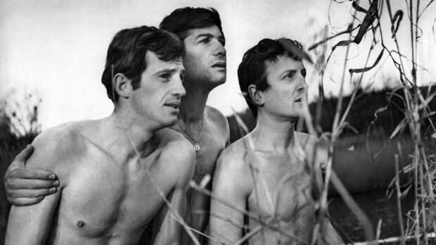 Фильмы с Жаном-Полем Бельмондо охота на мужчину