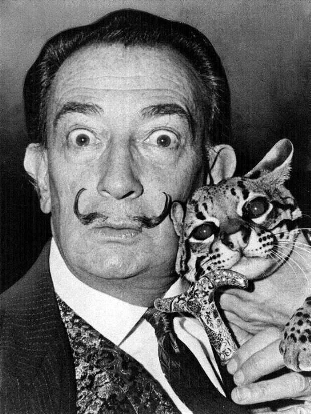 Известные художники и их коты