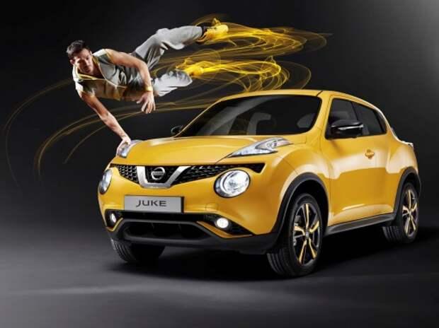 Nissan назвал дату старта продаж обновленного Nissan Juke