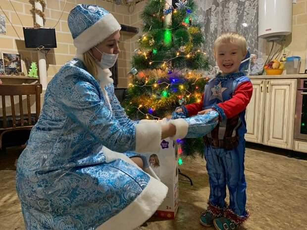 Дмитрий Ламейкин: Небольшой кусочек счастья больным детям необходим накануне Нового года