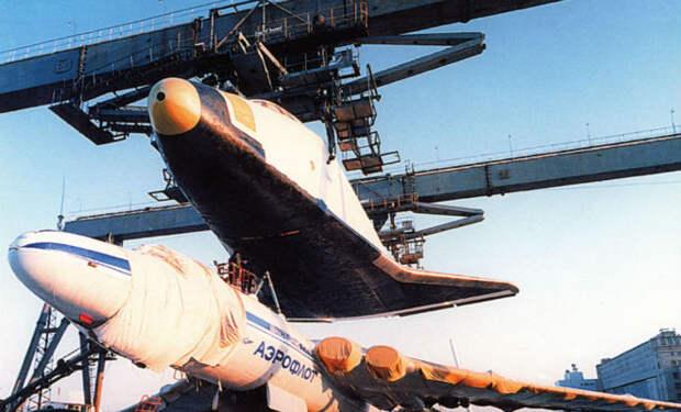 Проект Атлант: секретный самолет СССР для перевозки огромных объектов