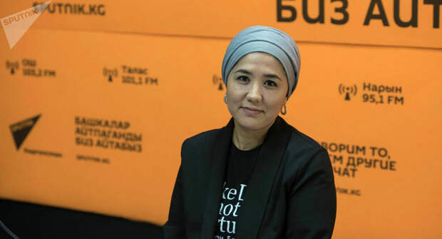 Юрист Коалиции против пыток в Кыргызстане госпожа Индира Саутова.