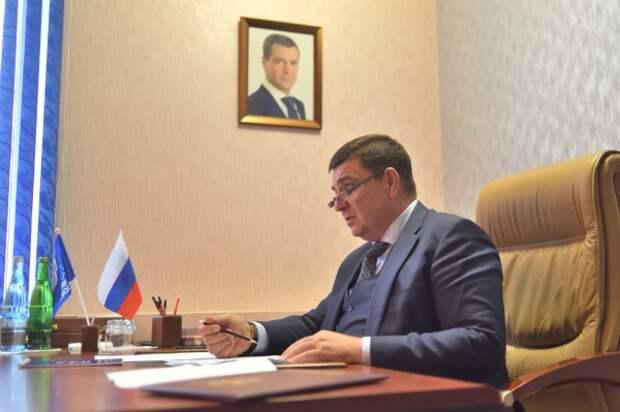 Задержан мэр столицы российского региона: вымогательство