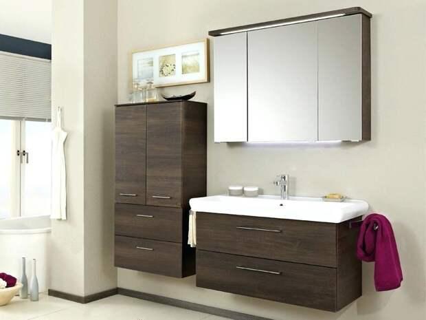Преимущества покупки мебели для ванной в интернете