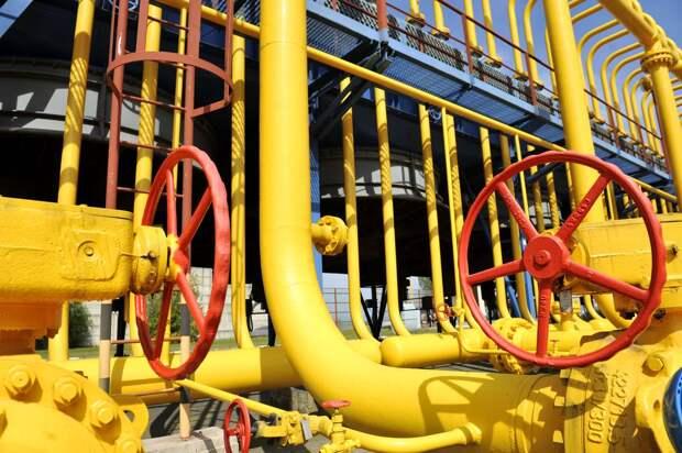 Украина намерена помочь Молдавии в поставках газа