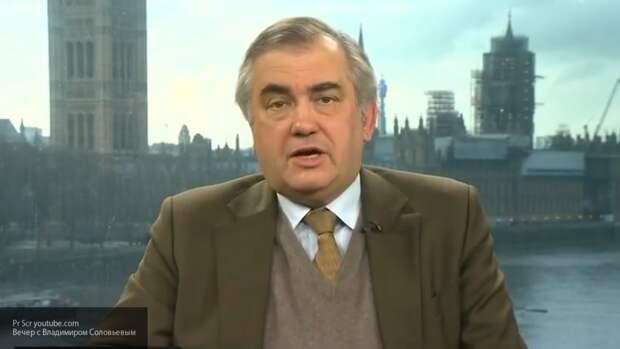 Политолог Александр Некрасов умер после съемок в передаче Соловьева