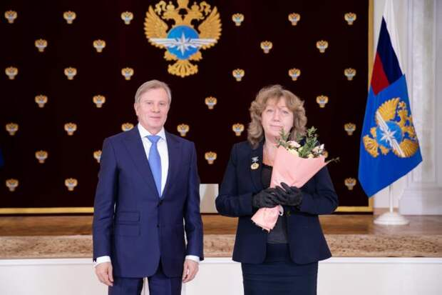 Министр Савельев наградил преподавателей МИИТа