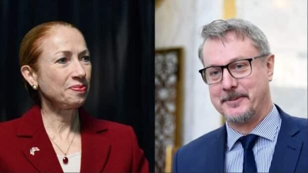 Тайная прослушка: послы США иЕС недолжны быть вобиде нагрузинские спецслужбы
