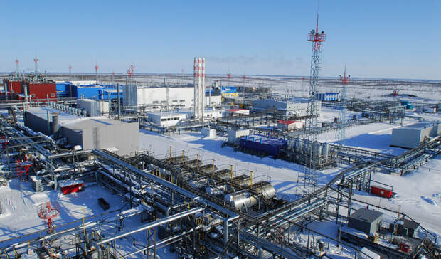 Дожимную компрессорную станцию построит «Газпром» наЗаполярном НГКМ