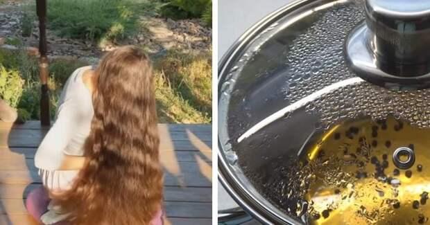 Простой отвар, который надо добавить в шампунь: для по-настоящему быстрого роста волос