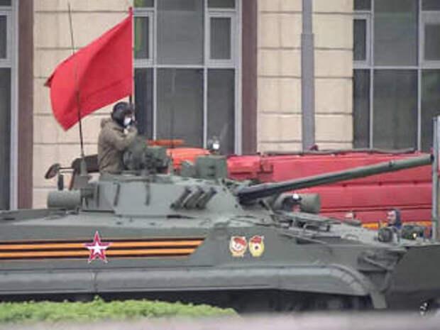 От Мневников до Тверской: в Москве прошла тренировка перед парадом Победы